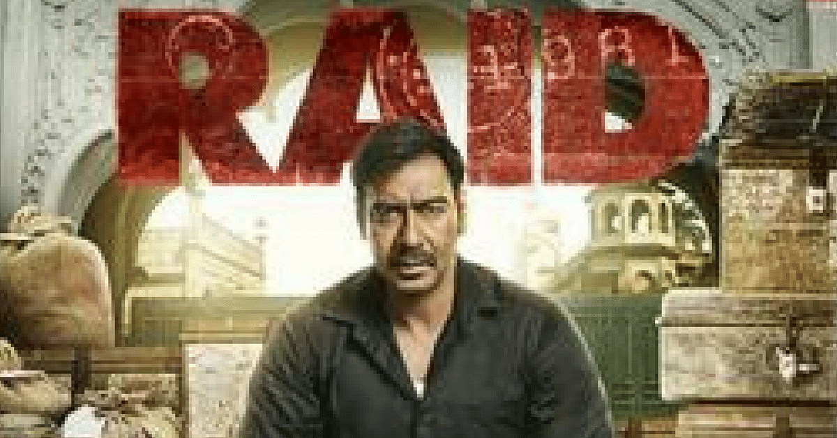 What Inspires Movies Like #Raid? Honest Men Like IT Officer Ravi Shankar!