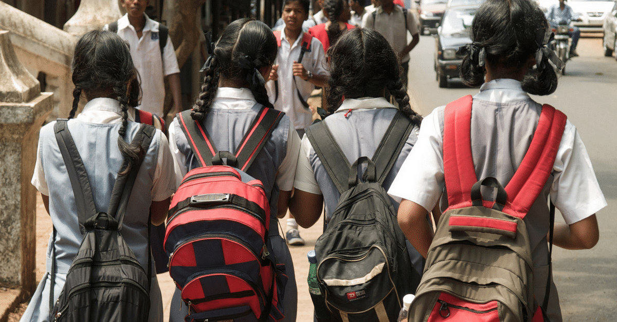 Lockers in Schools! Students in AP Will Stop Lugging Heavy Bags Soon