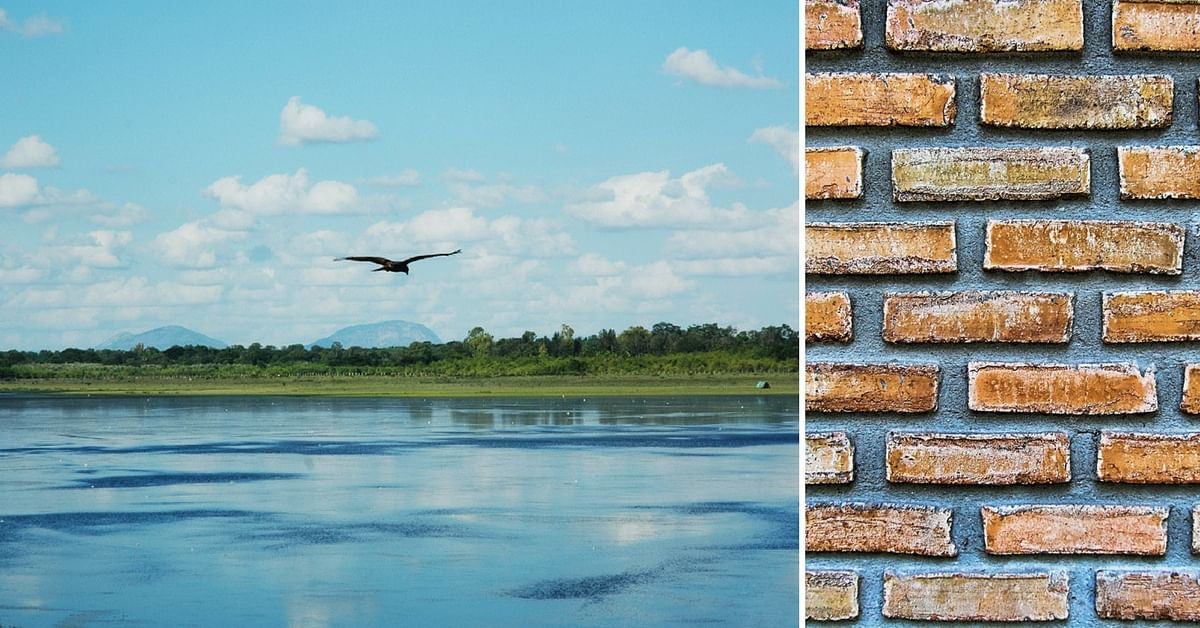 Bengaluru Engineers Make Eco-Friendly Bricks Using Sludge From Polluted Lakes!