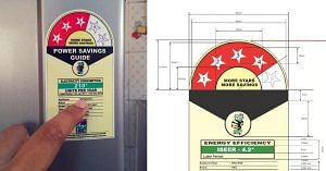 The Star Label in appliances aids consumers in their decision of purchasing a appliance