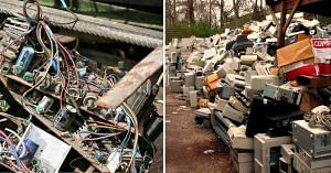 E-waste across the world