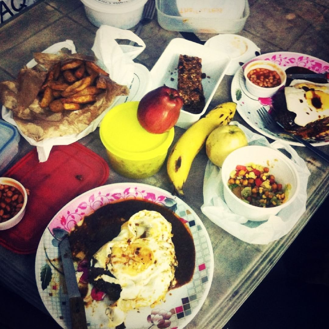 What you eat is of paramount importance, make sure you get all the nutrition you need. Image Courtesy: Instagram