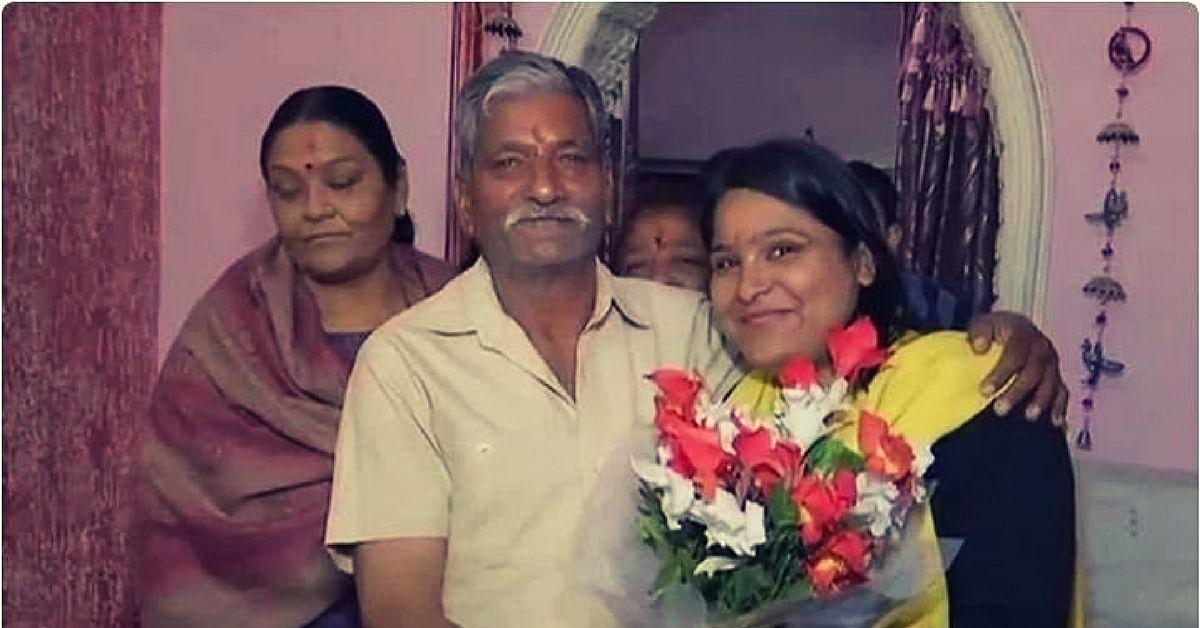 auto driver's daughter Poonam Todi