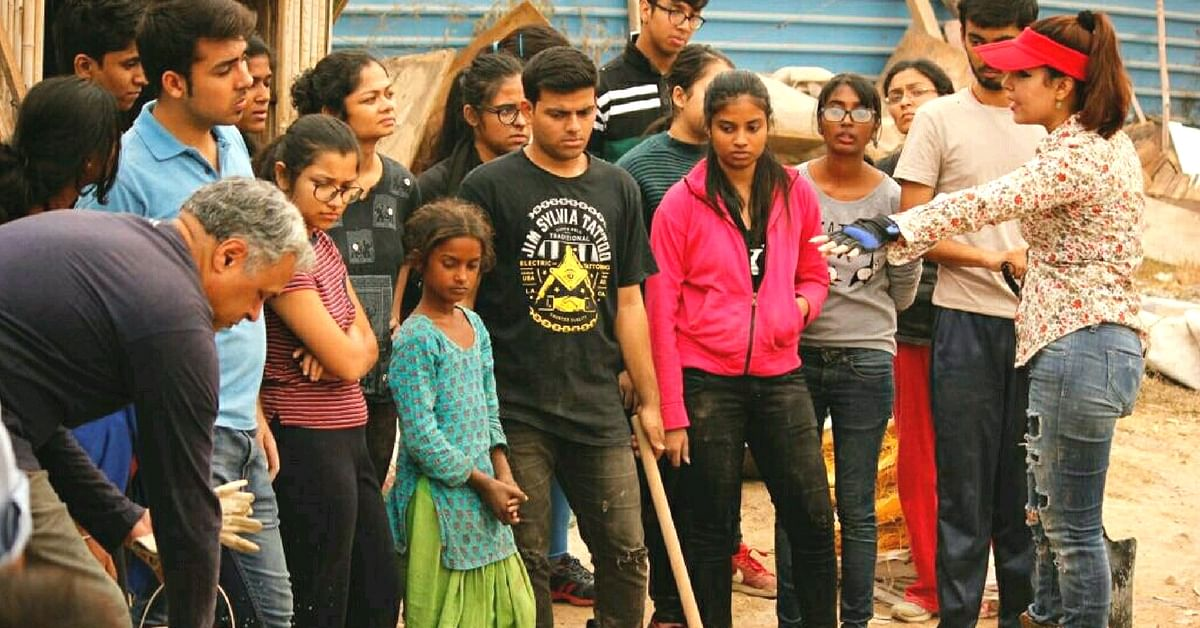 Neither Bricks nor Cement: This School in Delhi Is Stronger, Cheaper & Better