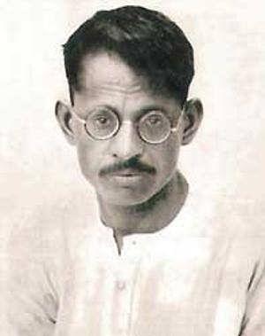 Ganesh Shankar Vidyarthi. (Source: Wikipedia Commons)