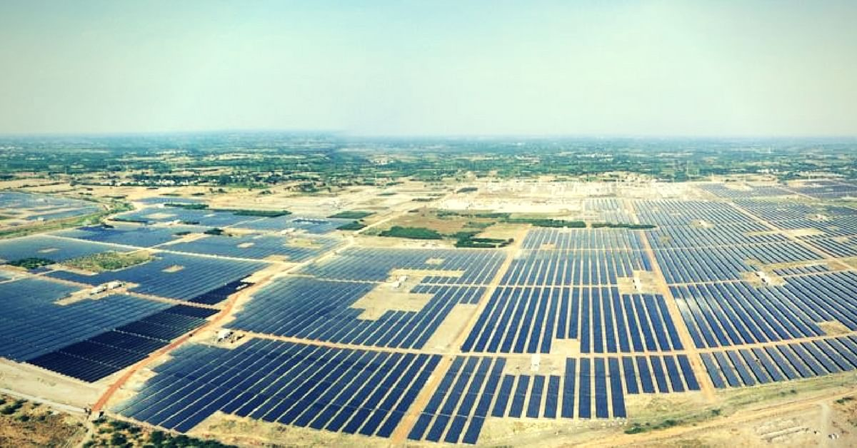 Kamuthi Solar Farm (Source: Wikimedia Commons)