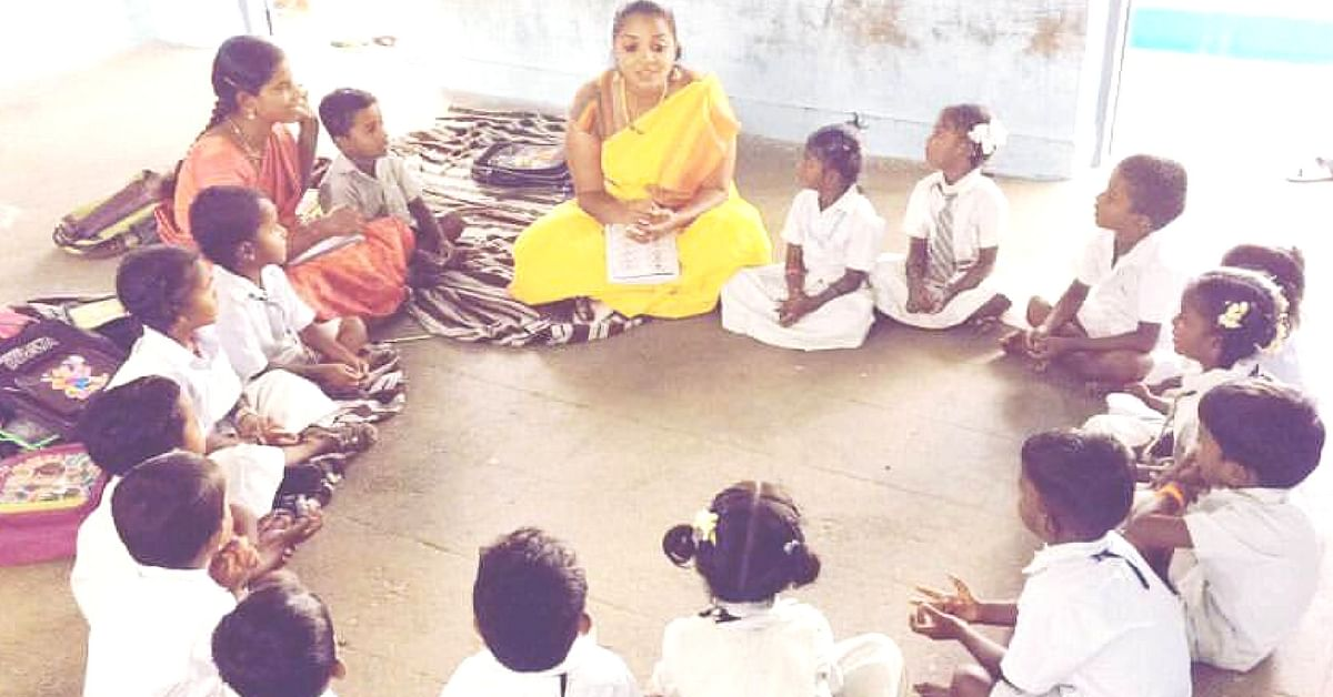 This Woman Left Chennai to Run Rural Schools: Here's What She Learned in Return