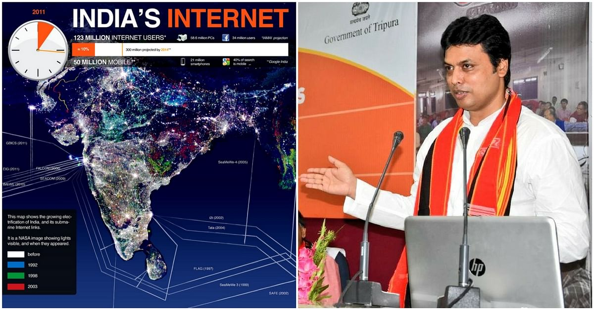 Do you know How And When The Internet Came to India? Come Find Out