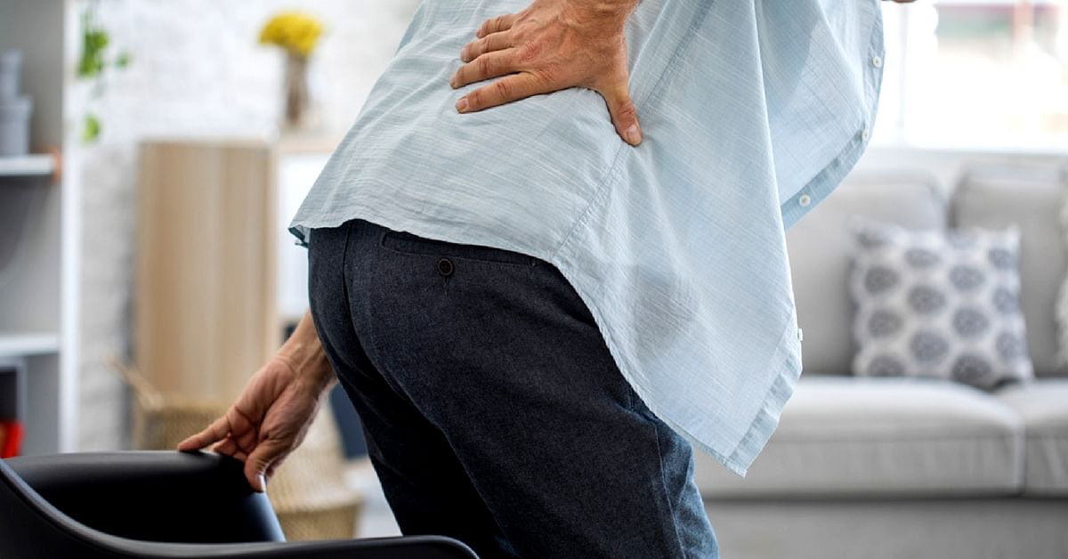 Jaipur Techie Innovates Wearable Solution For Back Pain Caused By Bad Posture!