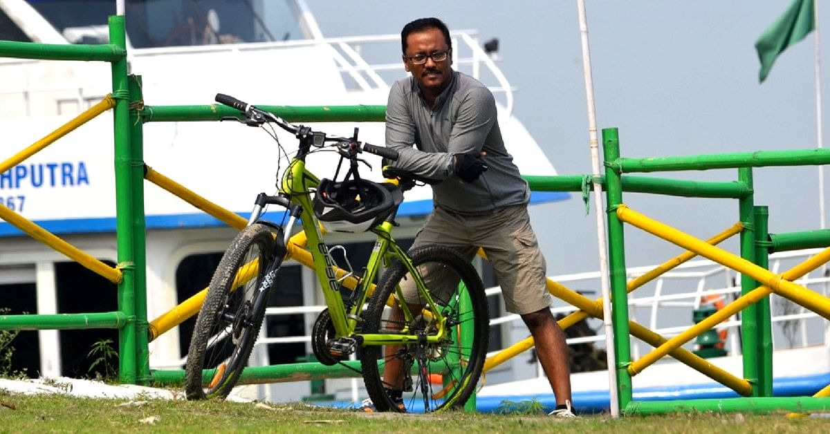 Interview: Pushing the Pedal for Change, Meet Guwahati's 'Bicycle Mayor'