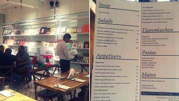 Chennai Cafe dyslexia