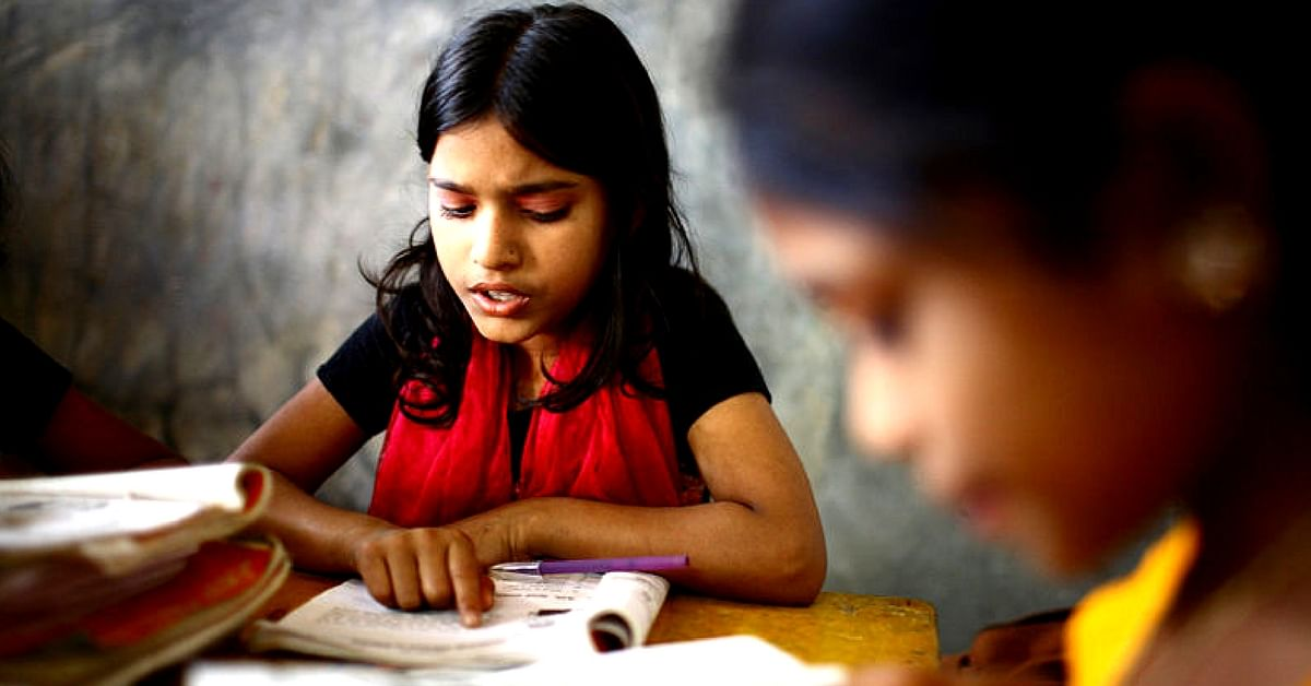 Children who are pulled out of school to get married at a young age, face a bleak future. Representative image only. Image Courtesy: Wikimedia Commons.