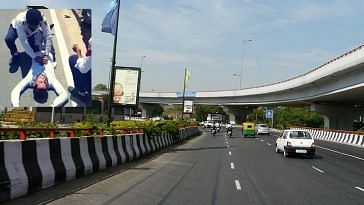 Delhi traffic cops