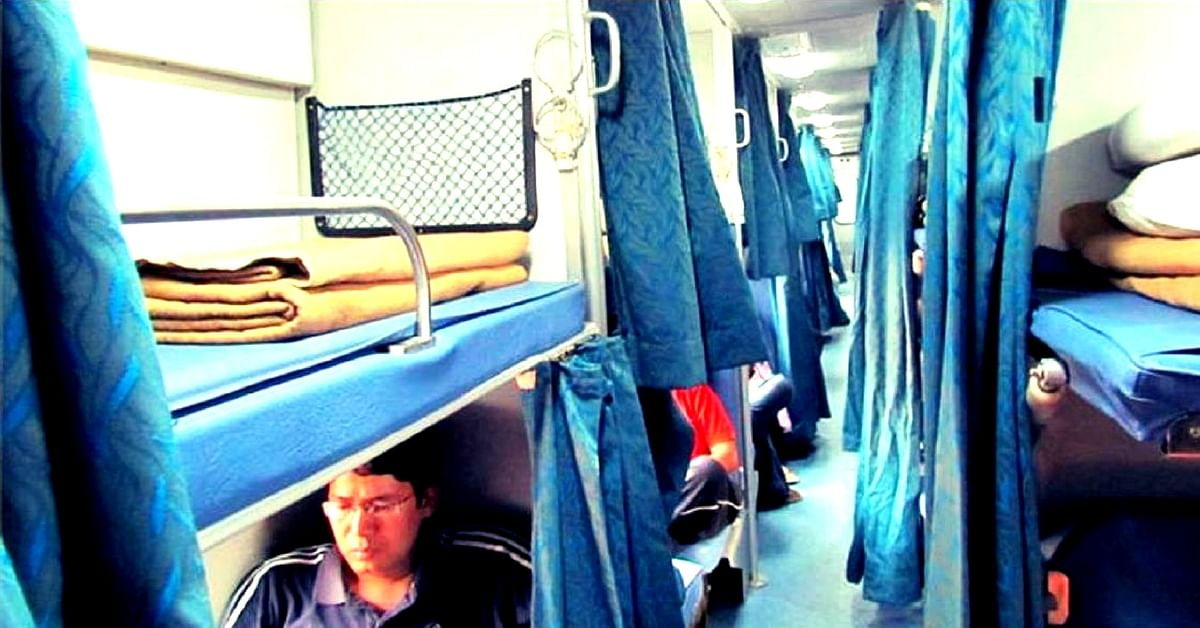Softer, Lighter, Cleaner: AC Coaches To Have Better Blankets, Courtesy Rail Board!