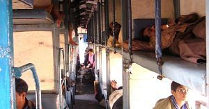Give your feedback on the cleanliness of the Indian Railways so the national transporter can work with the right contractors. Representative image only. Image Courtesy: Wikimedia Commons.