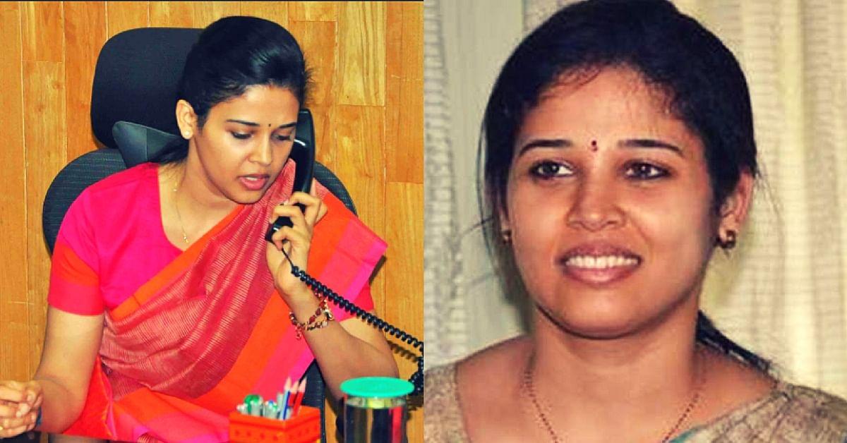 IAS Rohini Sindhuri