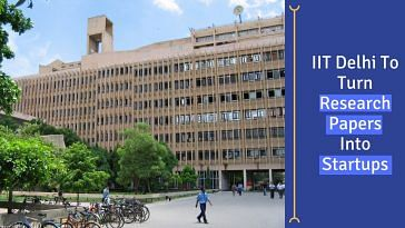 IIT Delhi To Turn Research Papers Into Startups