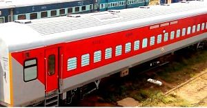 LINKE HOFMANN BUSCH (LHB) coaches are state-of-the-art. Representative image only. Image Courtesy: Facebook.