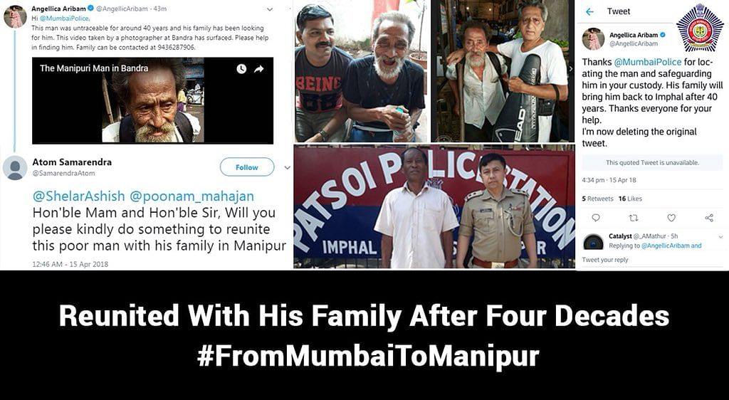 YouTube helps family locate Manipur man after 40 years