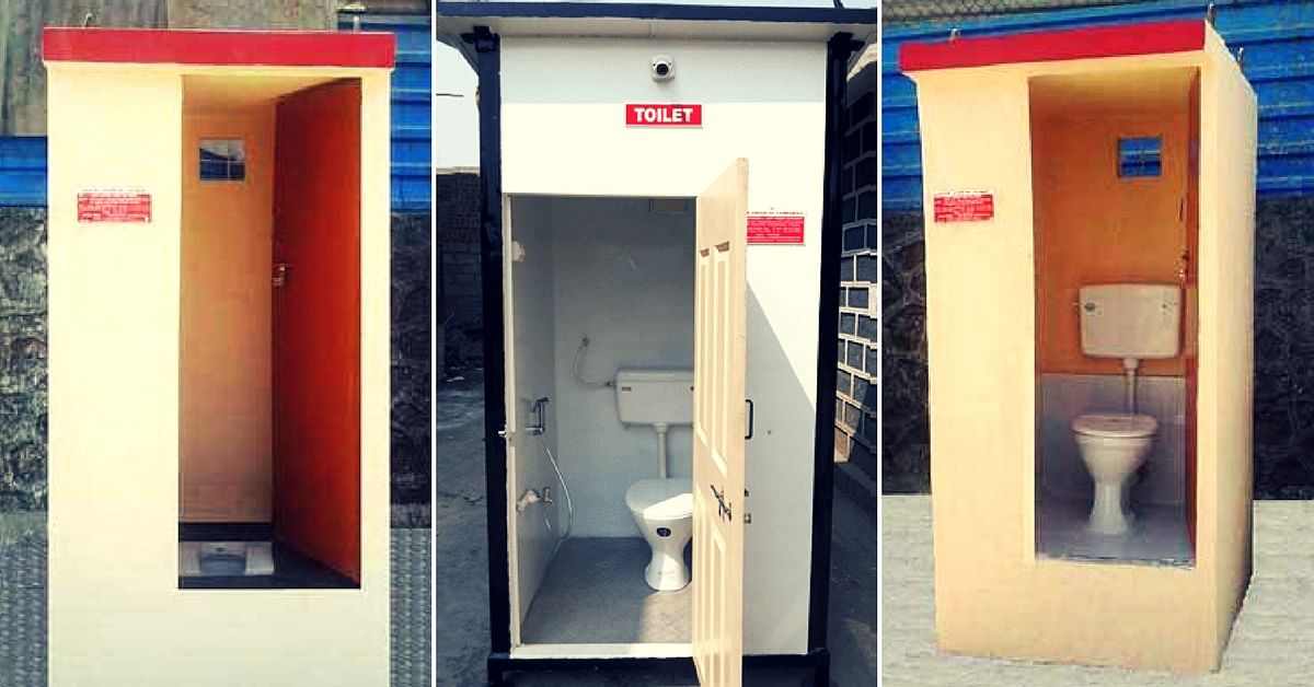 Pune man thermocol toilets (1)