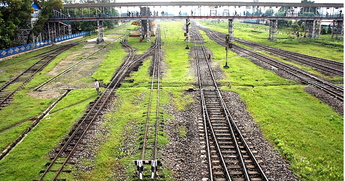 Rail connectivity between India and Nepal, is all set to improve. Representative image only. Image Courtesy: Wikimedia Commons.