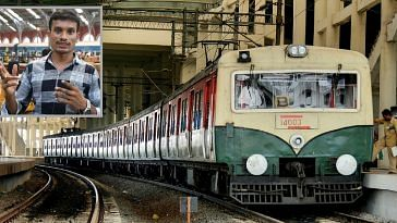 Railway Cop stops rape attempt
