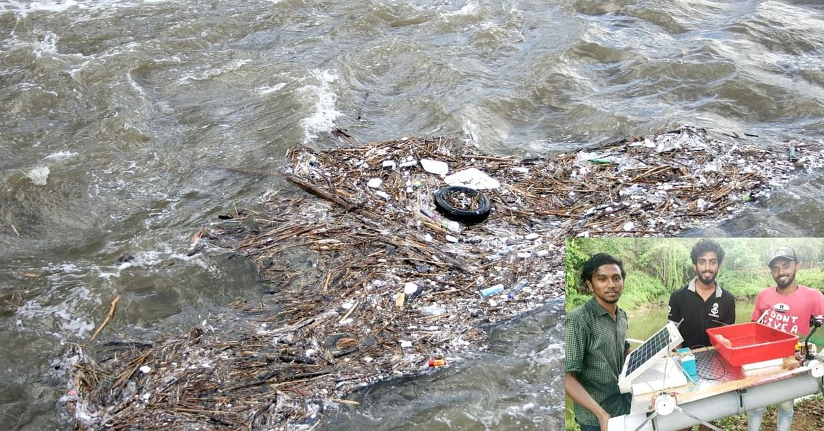 A Solar-Powered Way to Clean Polluted Rivers? These Students May Have Found It
