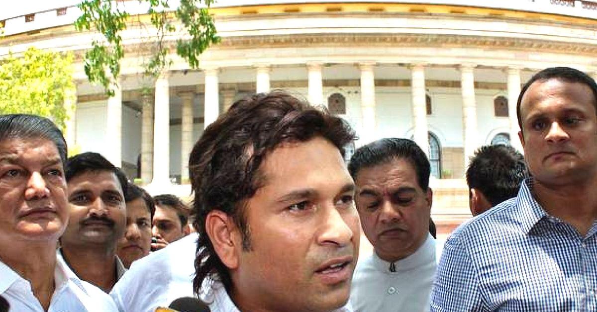 Master Blaster Tendulkar Donates Entire Rajya Sabha Salary to PM Relief Fund!