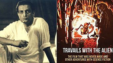 Satyajit Ray The Alien