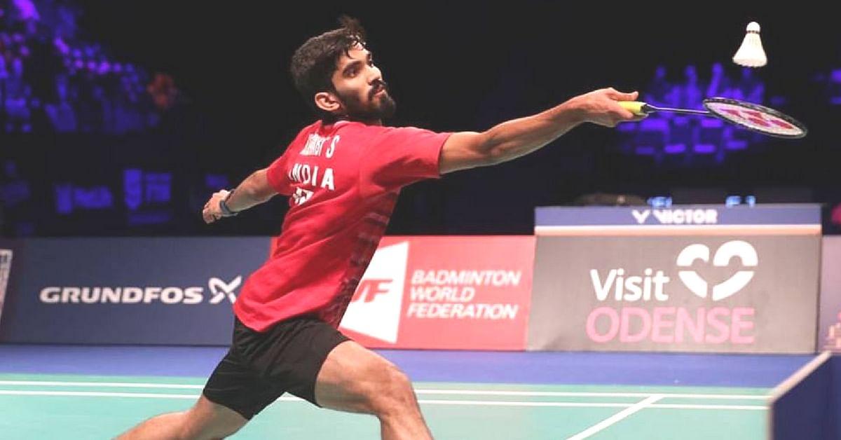 Introducing The World's Best Badminton Player: Kidambi Srikanth!