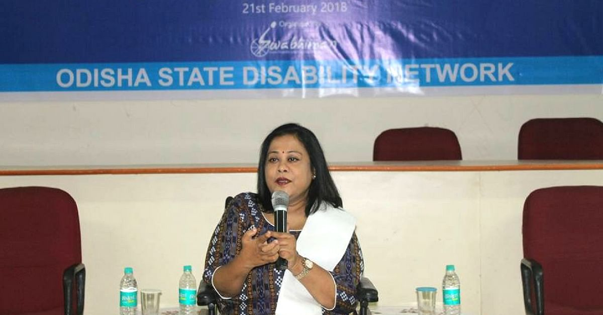 Rejected for IAS, This Gritty Women Became a Crusader for the Differently-Abled!