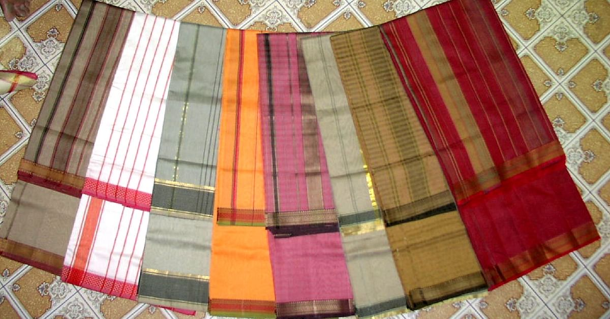 The Chanderi fabric, will keep you comfortable during summer. Representative image only. Image Courtesy: Wikimedia Commons.
