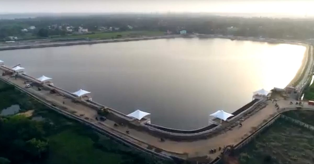 Video: How Jajpur Transformed the Kusuma Pond into a Beautiful Water Body!