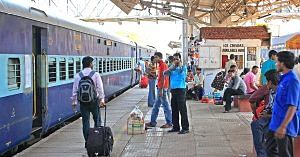 Booked the wrong station for boarding? You can change your option online, courtesy IRCTC. Representative image only. Image Courtesy: Wikimedia Commons