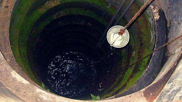 Tribal hamlet water summer