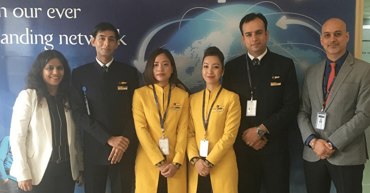 Exclusive: Meet the Jet Airways Crew Whose Quick Thinking Saved a Life at 40k Feet!