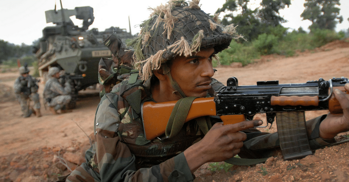 Army to Get 1.86 Lakh 'Made in India' Bullet-Proof Jackets