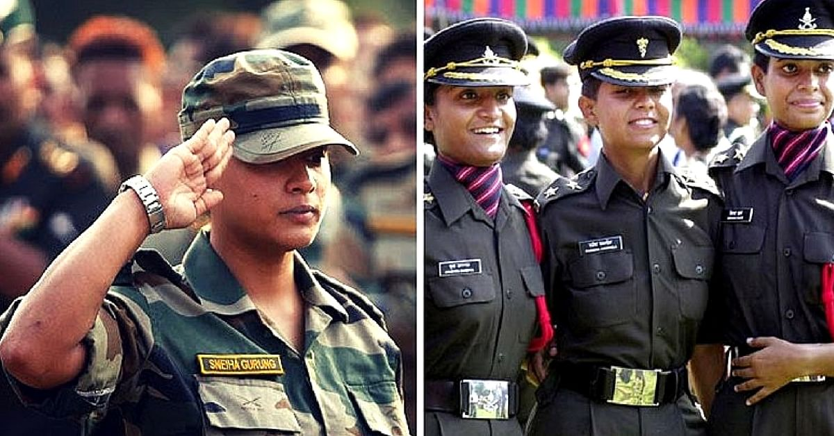 Women in Army Set to Smash Glass Ceiling, May Soon Get Permanent Commission!