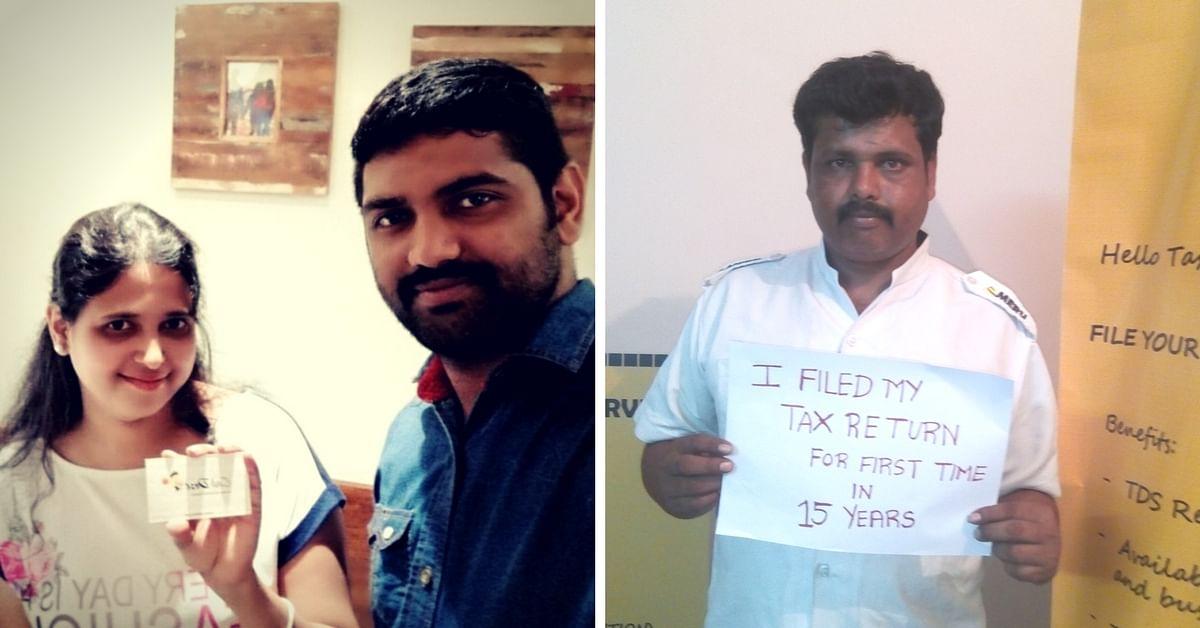 IT Returns & Insurance: Bengaluru Startup Helps Ola & Uber Drivers Become Money-Smart!