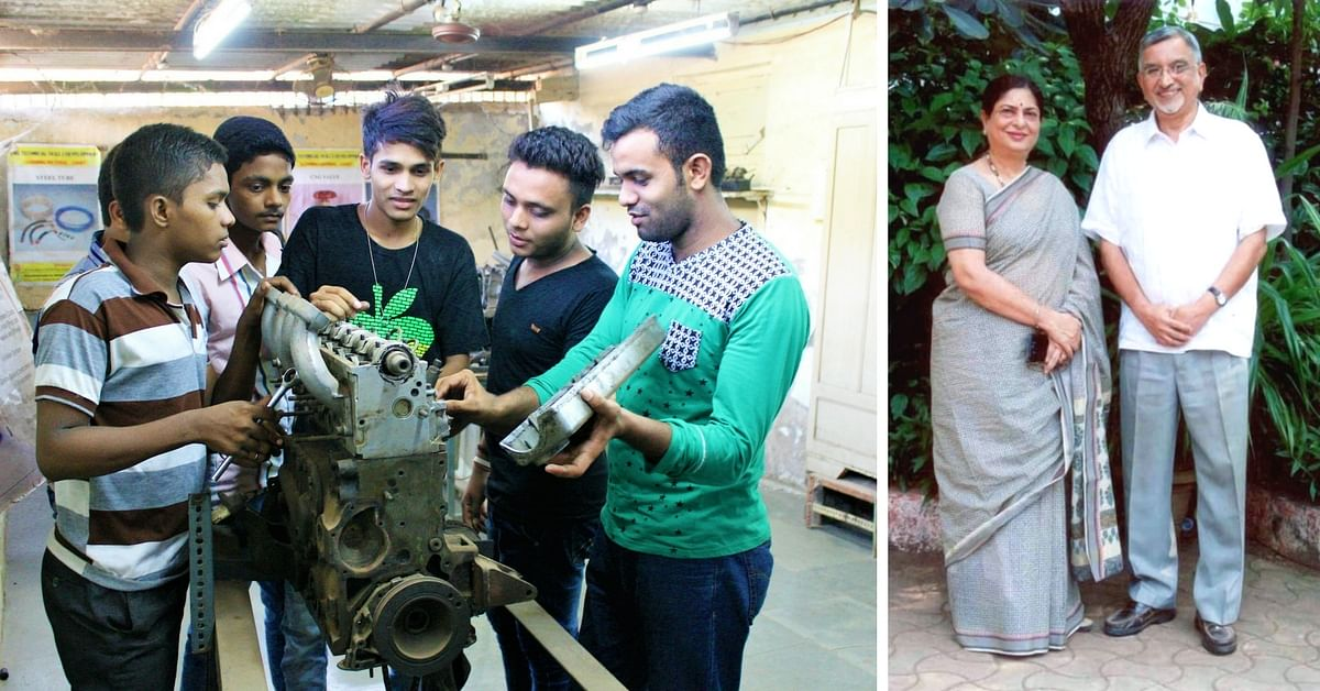 This Awesome Mumbai Couple has Transformed The Lives of 7 Lakh School Dropouts!