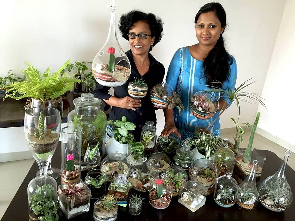 A Love For Plants Now Earns These Kochi Women 40 000 Every Month