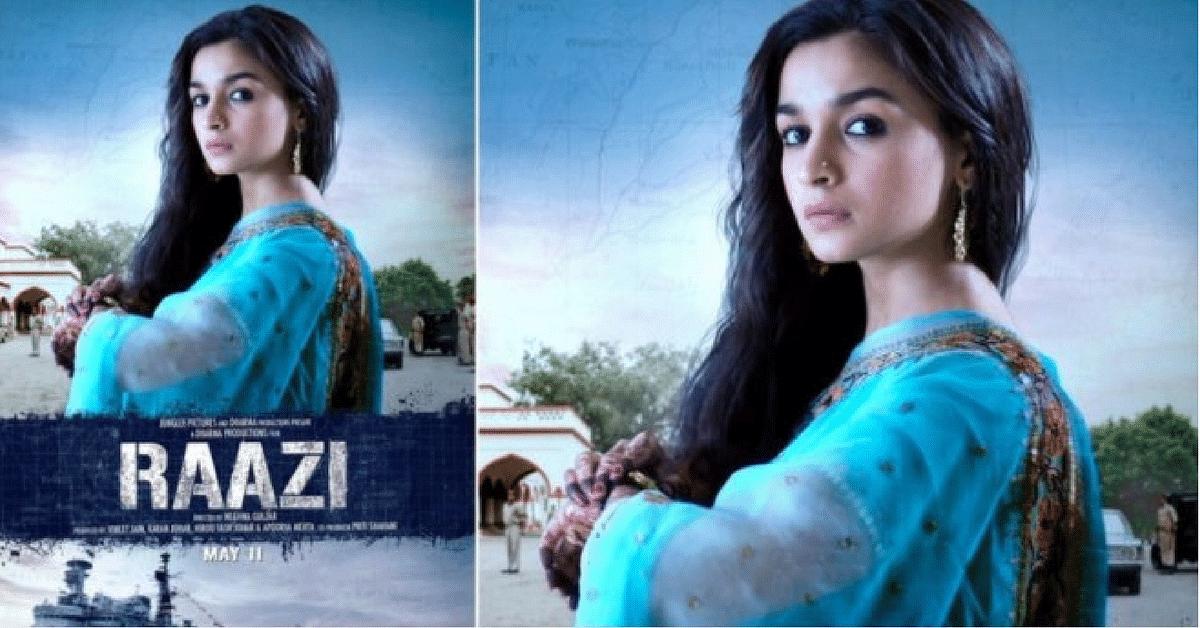 The True Story behind Meghna Gulzar's Upcoming Movie Raazi!