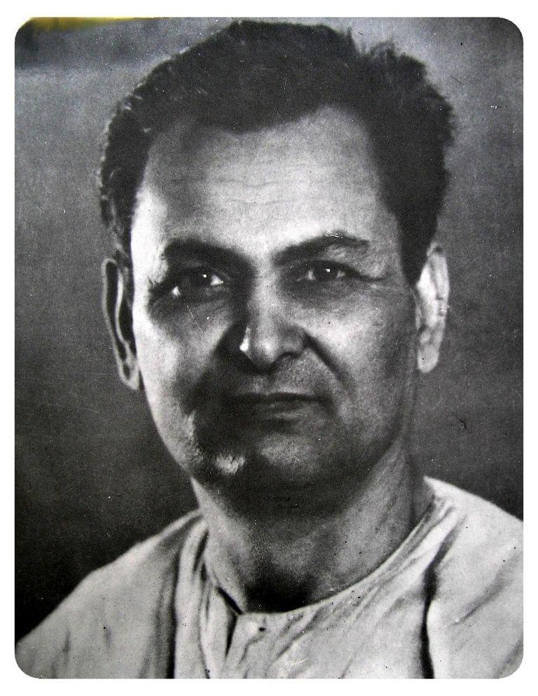 Rahul Sankrityayan (Source: Wikimedia Commons)