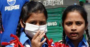 satellite Tamil Nadu air pollution