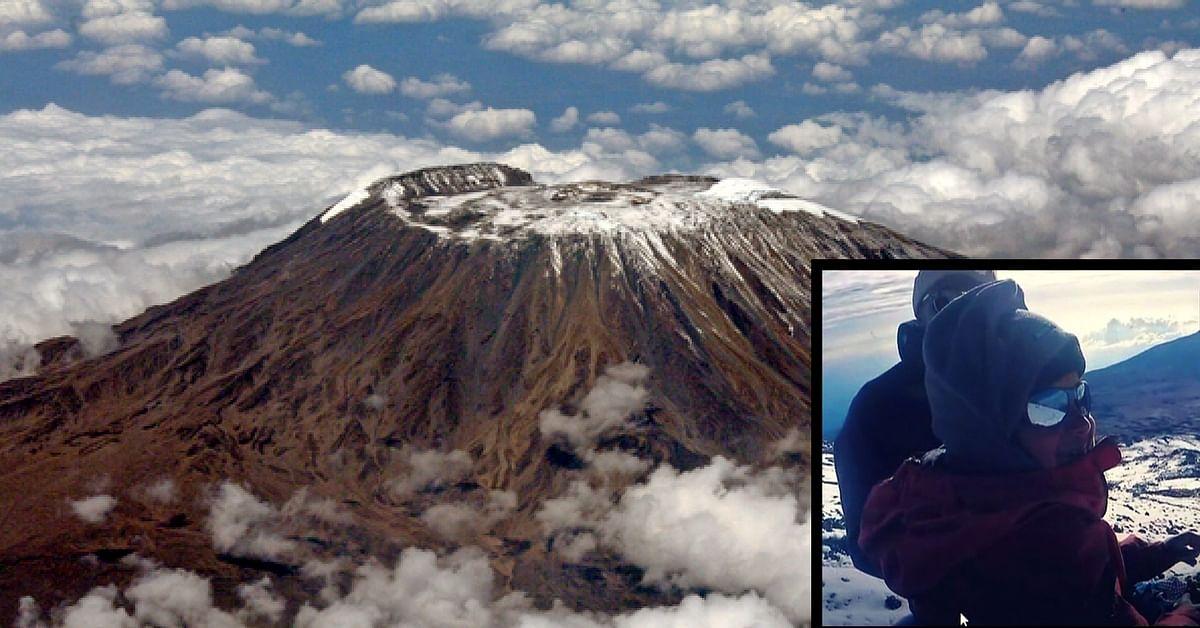 7-Year-Old Hyderabad Boy Climbs Mt Kilimanjaro, Breaks World Record!