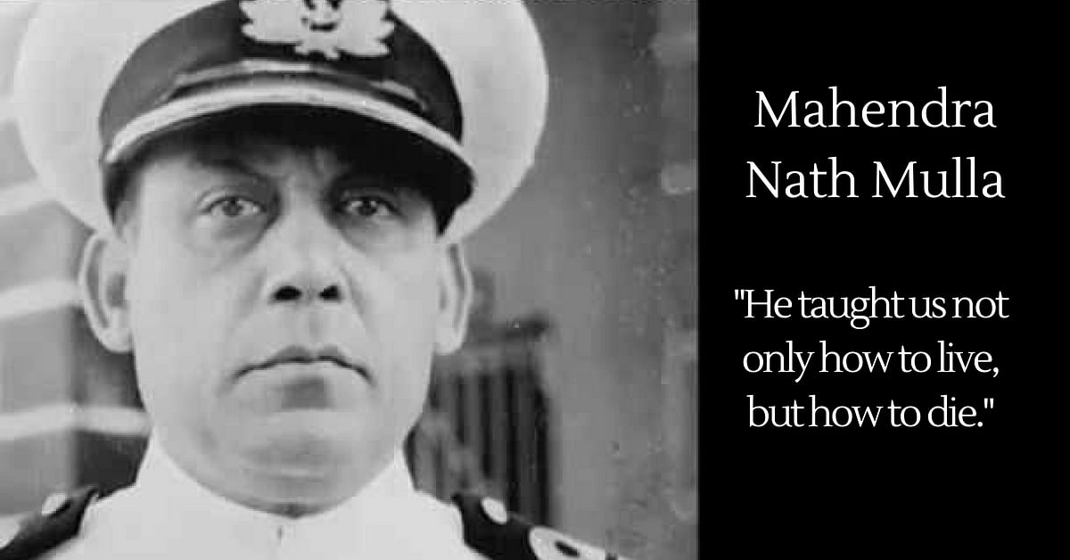 The Braveheart Captain Who Became A Hero For Generations of Indian Navy