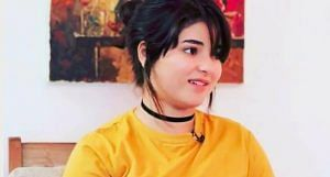 Actor Zaira Wasim has shared her issues with mental health and depression. Image Credit: Facebook