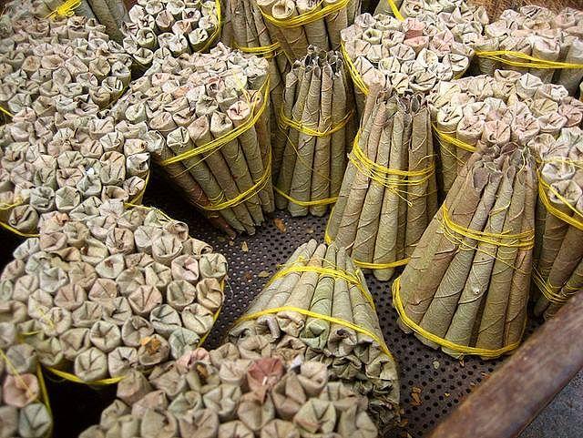 Bundles of bidis. (Source: Facebook/Bizarre Culture)