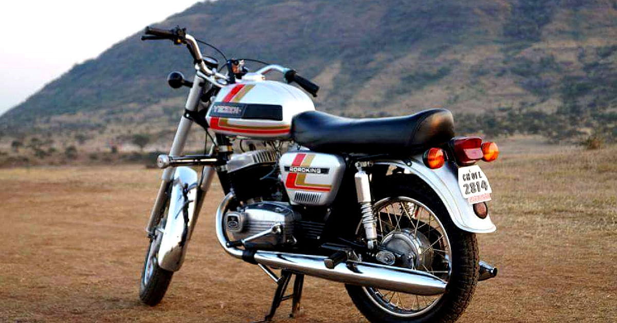 By the 70's, the Yezdi motorcycle was being mass-manufactured, in Ideal Jawa's Mysuru plant. Image Credit: Facebook.