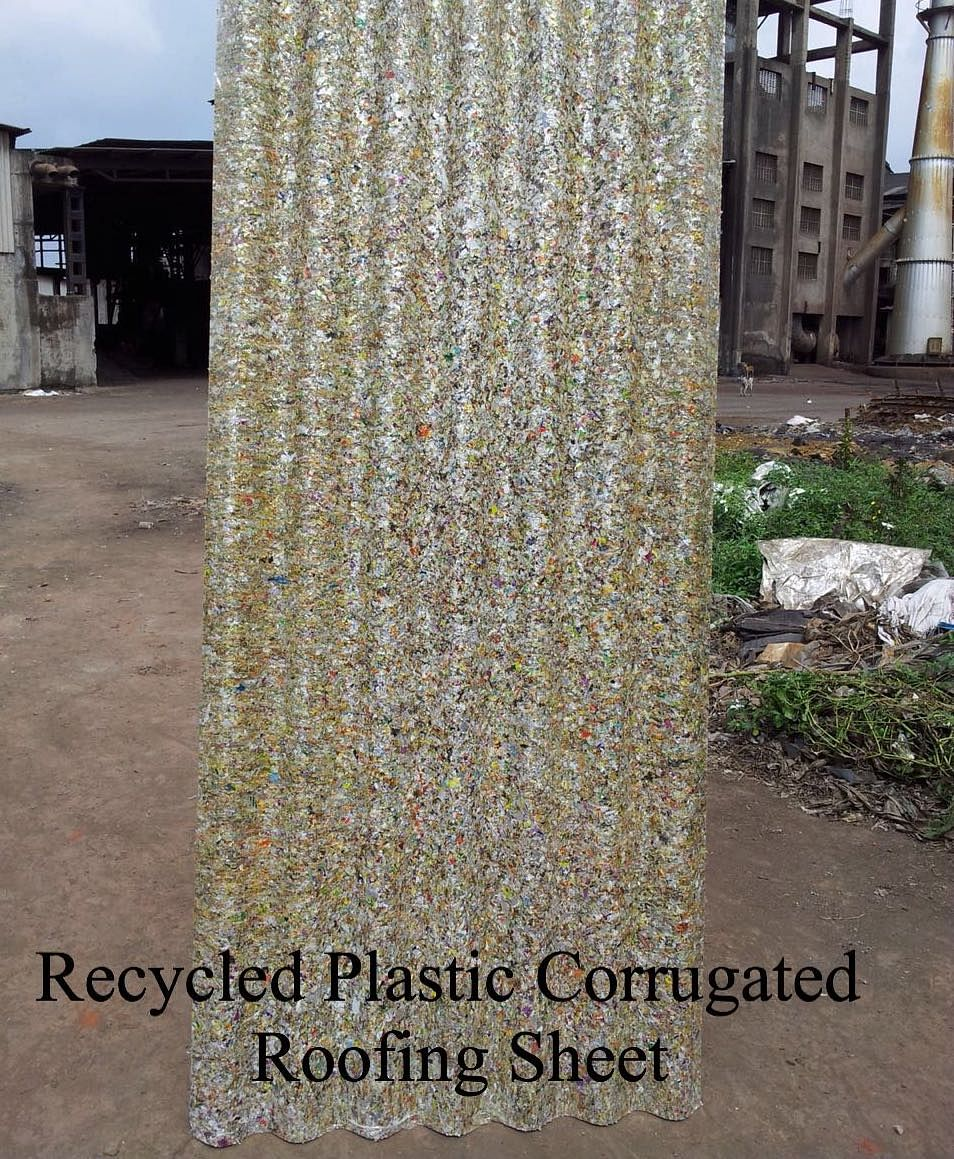Made Of Bamboo Amp Recycled Plastic This Hyd Building Costs